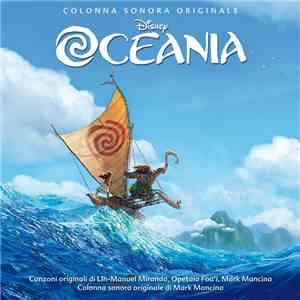 Mark Mancina, Various - Oceania (Original Italian Soundtrack of Moana)