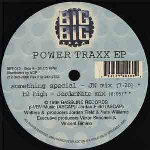 Various - Power Traxx EP