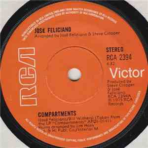 José Feliciano - Compartments
